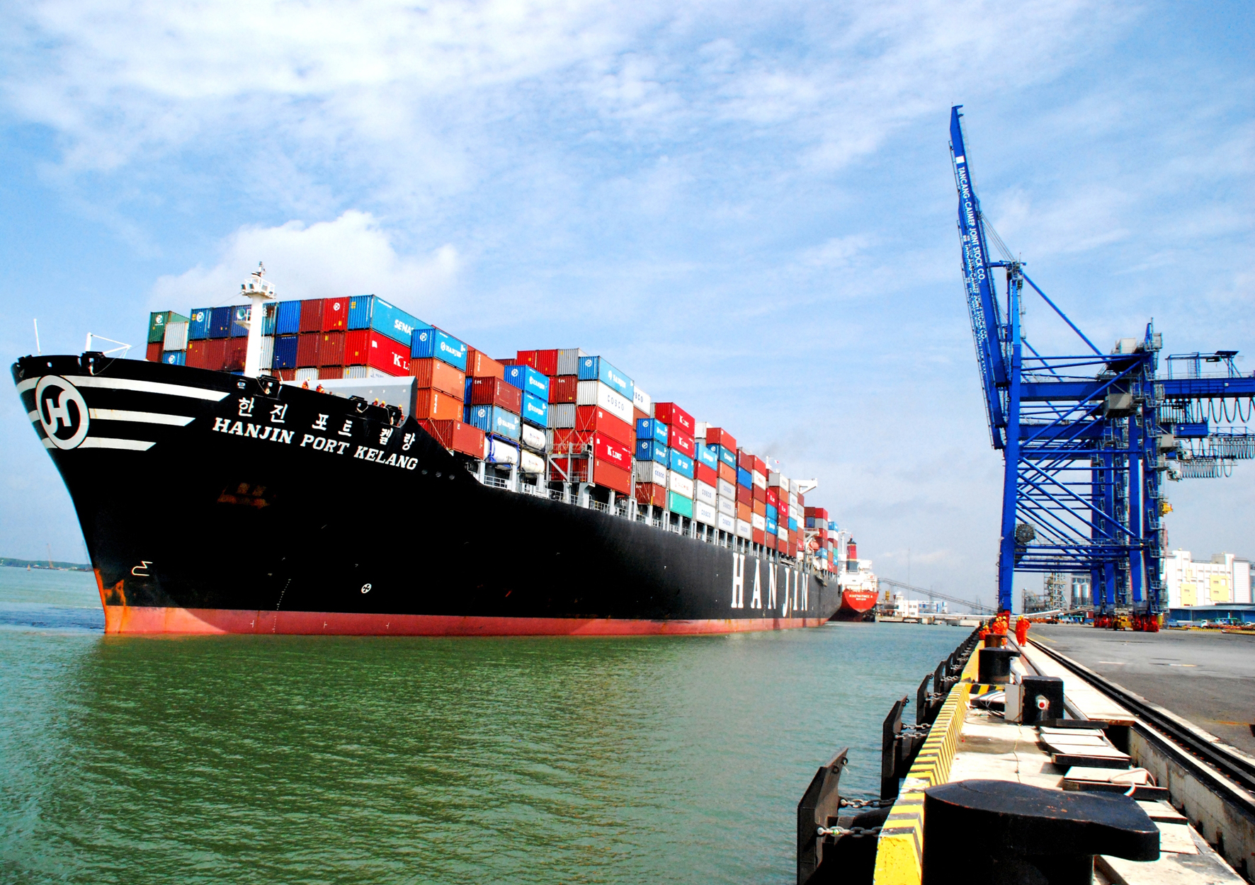 Shipping Agency - VINHCONSHIP GROUP
